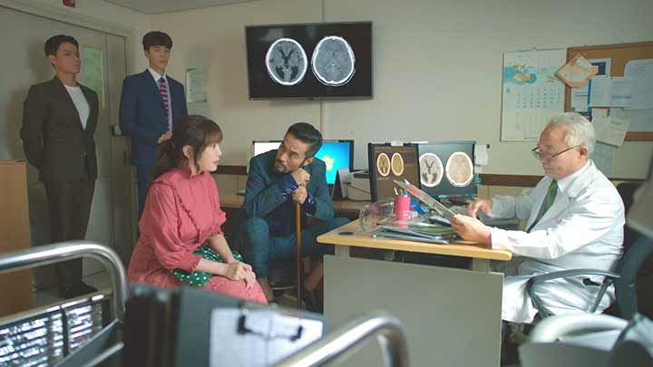 韓国ドラマ「オー・マイ・ゴッド~私が突然ご令嬢!?~」の第16話【終】
