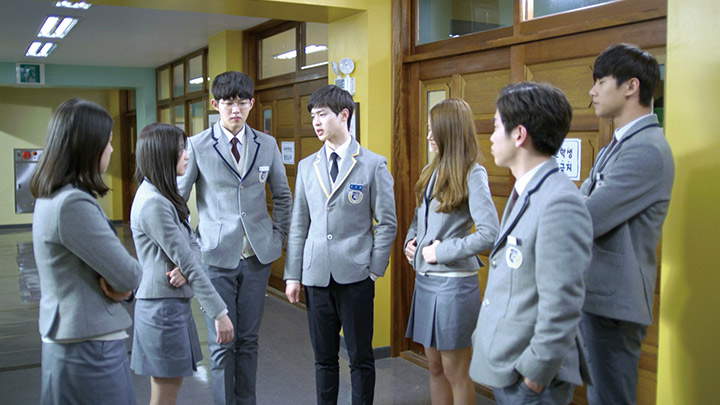 韓国ドラマ「ソロモンの偽証」の第6話「弁護人と検事」