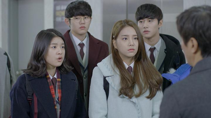 韓国ドラマ「ソロモンの偽証」の第12話「意外な接点」