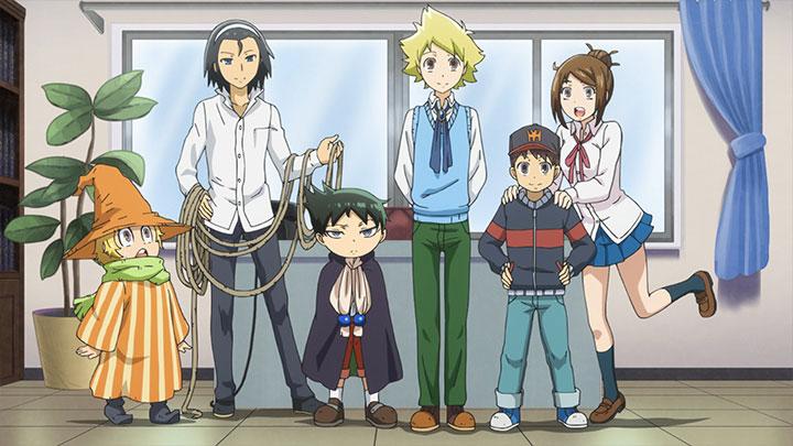 アニメ「ムヒョとロージーの魔法律相談事務所」 のストーリー