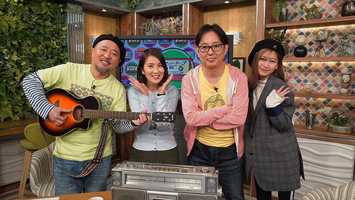 第36回「カセットエイド!ライブ音楽特集」