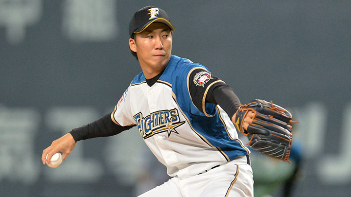 安室奈美恵さんの曲「Hero」への思い 日本ハム・浦野