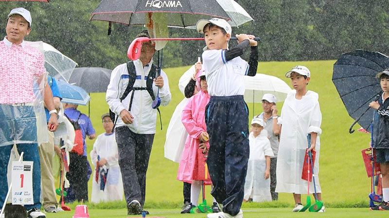 第17回スナッグゴルフ対抗戦JGTOカップ全国大会