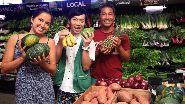 こだわり!ハワイのスーパーマーケット