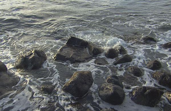 ハウオラの石(パワースポット)