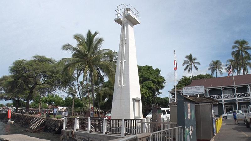 オールド ・ラハイナ灯台(Old Lahaina Lighthouse)