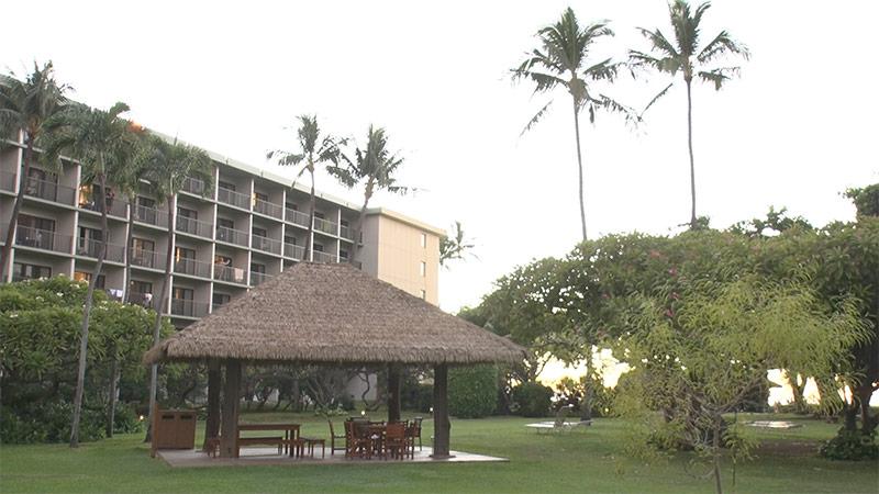 カアナパリ・ビーチ・ホテル(Kāʻanapali Beach Hotel)
