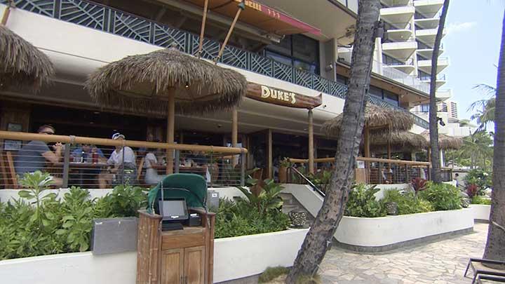 DuKE'S Waikiki(デュークス・ワイキキ)