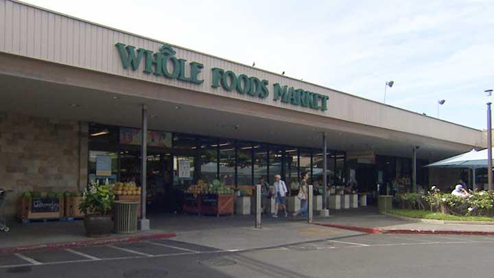 Whole Foods Market(ホールフーズマーケット カハラ店)