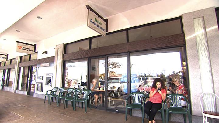 ジャックス・レストラン(Jack's Restaurant)