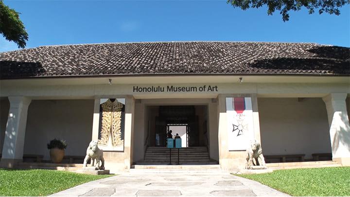 Honolulu Museum of Art (ホノルル美術館)