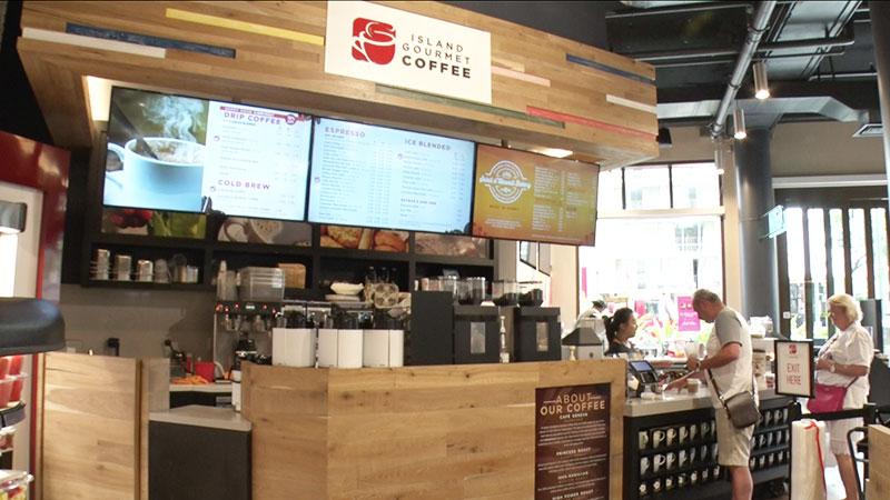 Island Gourmet Coffee アイランドグルメコーヒー