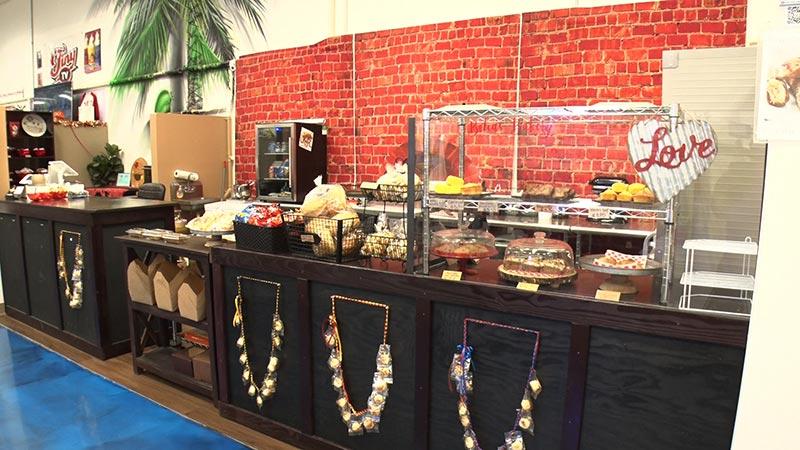 Belia's Bakery Cafe MacBaby Cookie Company