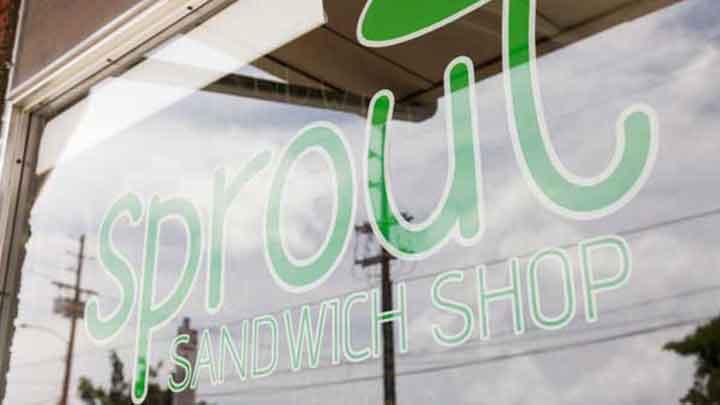 スプラウト・サンドイッチ・ショップ/Sprout Sandwich Shop