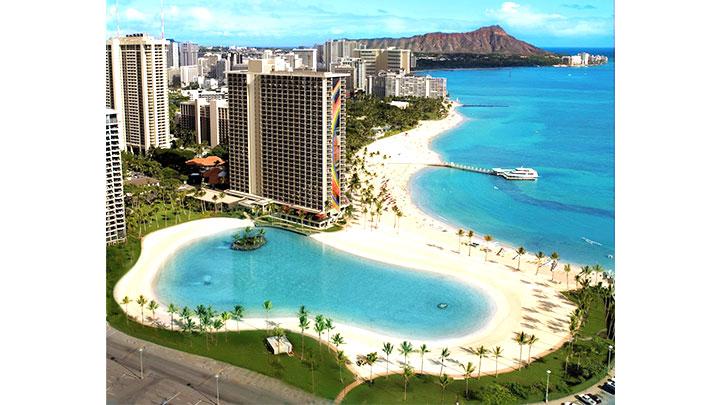 ヒルトン・ハワイアン・ビレッジ ワイキキ・ビーチ・リゾート/Hilton Hawaiian Village Waikiki Beach Resort