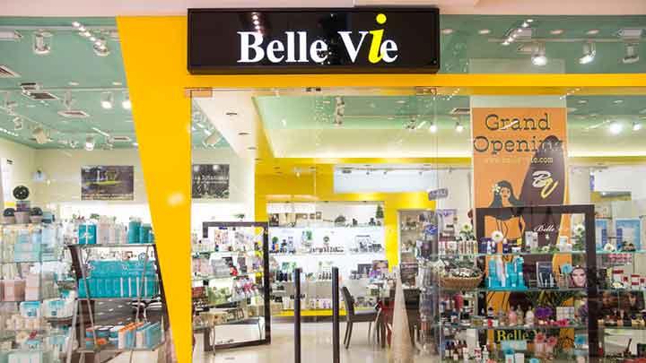 人気のハワイアン・ボタニカルスが手に入る ベルヴィー Belle Vie
