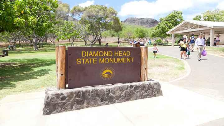 ダイヤモンドヘッド州立モニュメント/Diamond Head State Monument