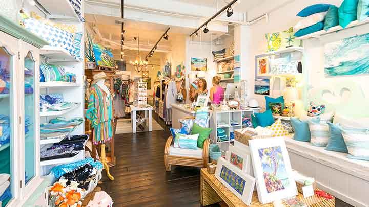 ハワイらしい洋服や雑貨がずらり Kailua Living/カイルア・リビング