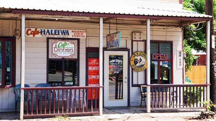 豊富な朝食メニューがそろうカフェ カフェ・ハレイワ/Cafe Haleiwa