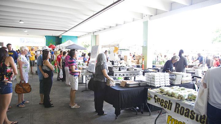 カイルアタウン・ファーマーズ・マーケット/Kailua Town Farmers Market