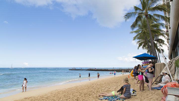 360度の絶景パノラマビュートップ・オブ・ワイキキ/Top of Waikiki