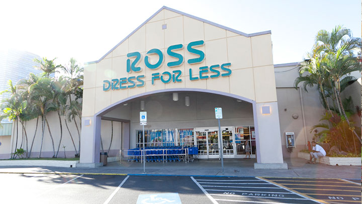 ロス・ドレス・フォー・レス/Ross Dress for Less