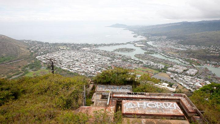 ココ・クレーター・レイルウェイ・トレイル/Koko Crater Railway Trail