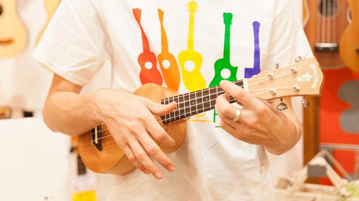 ハワイの楽器・ウクレレをもっと知る