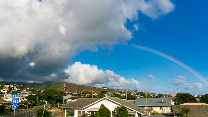 これぞハワイ!の光景を見つけにいく