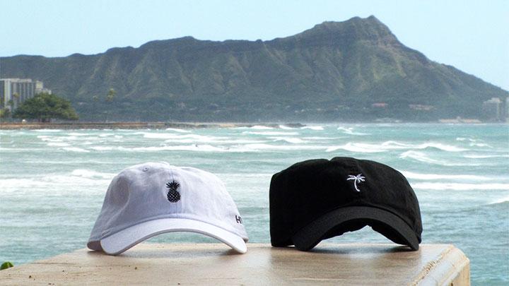 ■「アロハサーフプロジェクト」×「ハワイに恋して!」コラボキャップ