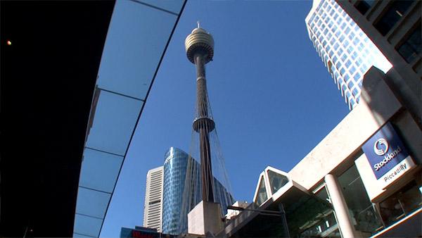 シドニー・タワー