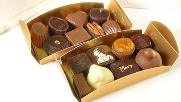 チョコレート 16個入り