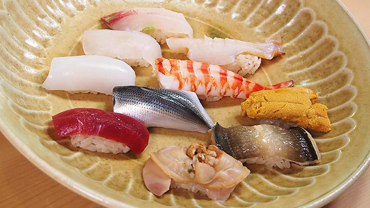 第10話 下北沢 福元 「星鰈 魚を活かす珠玉のシャリ」