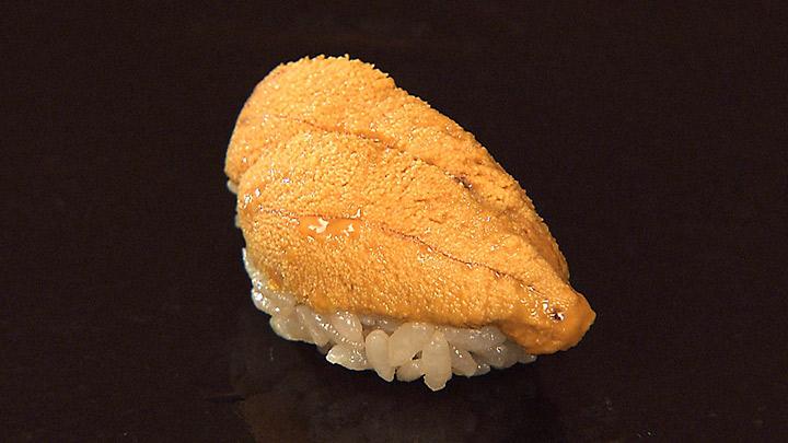 第57話 銀座「銀座鮨一」紫海胆 世界を唸らせる味