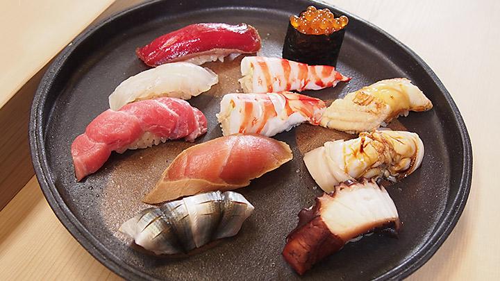 第11話 浅草 鮨一新 「車海老 美味を引き出すタイミング」
