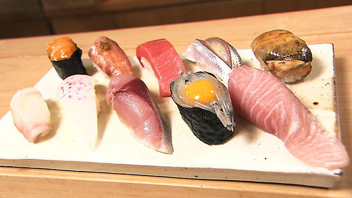 第18話 根津 鮨かじわら 「白魚 掌で奏でる魚への讃歌」