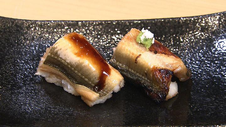 第30話 銀座 鮨 石島 「穴子 寿司屋の一分」