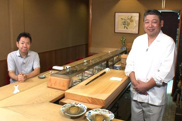 第39話 大船「鮨處もり山」照りゴチ 東京湾の幻の味