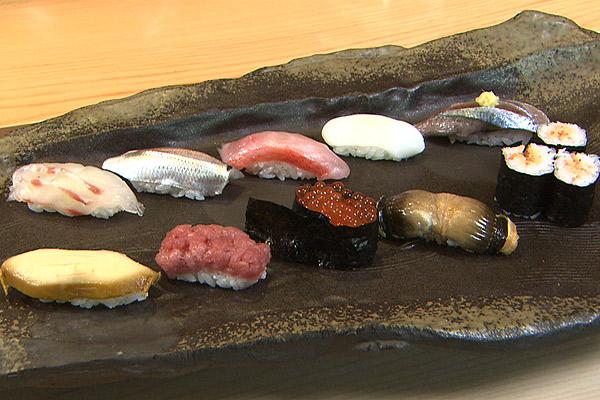 第40話 西荻窪「鮨 しら澤」秋刀魚 信じた道を真っすぐに