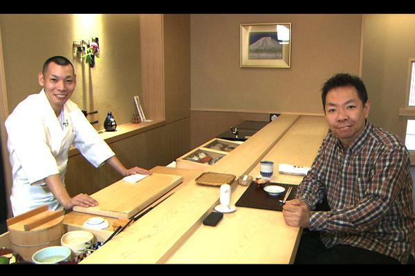 第44話 銀座 鮨 鈴木「鯖の棒鮨 名店譲りの流麗なる技」
