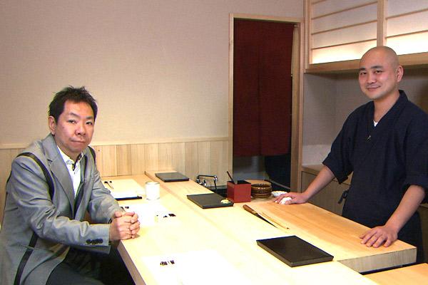 第60話 銀座「鮨 竜介」赤身のづけ 職人の武器