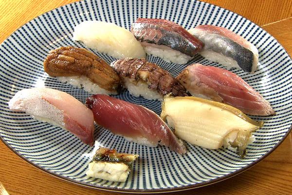 特別編「魚のプロ・根津松本と食べる 夏の寿司」(前編)