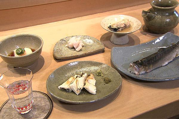 特別編 寿司屋で愉しむ日本酒 浅草「久いち」