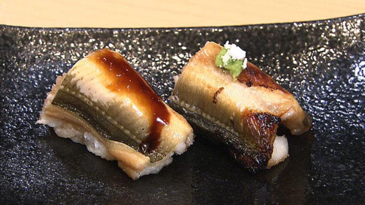 銀座 鮨 石島 「穴子 寿司屋の一分」(見逃し視聴)