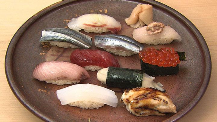 経堂「鮨処 喜楽」牡蠣 老舗から名店へ(見逃し視聴)