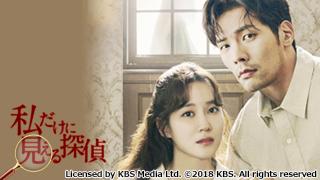 韓国ドラマ「私だけに見える探偵」のサムネイル